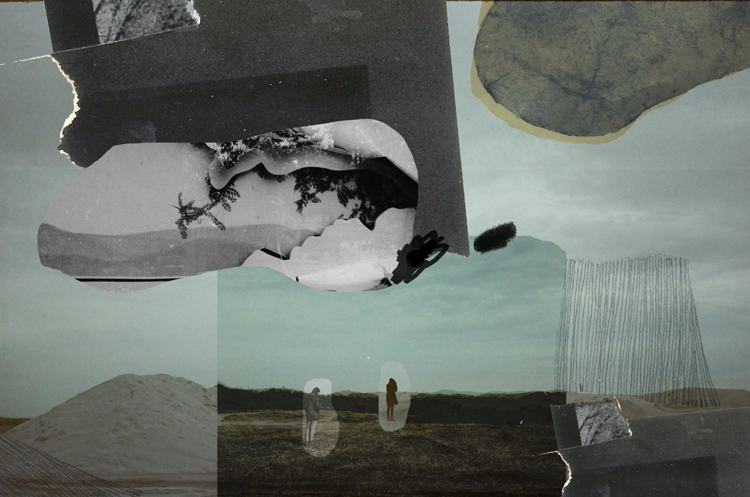 WE HAVE FOUND CLOUDS AND HILLS - Együttműködés Sofia Del Pedregal képzőművésszel